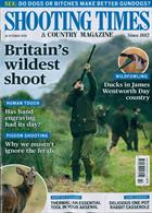 Shooting Times & Country Magazine Issue 16/10/2019