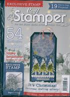 Craft Stamper Magazine Issue DEC 19