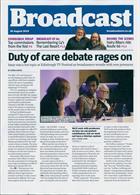 Broadcast Magazine Issue 30/08/2019