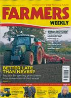 Farmers Weekly Magazine Issue 25/10/2019