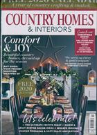 Country Homes & Interiors Magazine Issue DEC 19