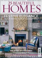 25 Beautiful Homes Magazine Issue DEC 19