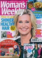 Womans Weekly Magazine Issue 29/10/2019