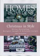 Homes And Gardens Magazine Issue DEC 19