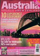 Australia & New Zealand  Magazine Issue DEC 19
