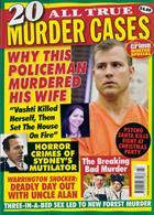 True Crime Special Magazine Issue WINTER