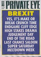 Private Eye  Magazine Issue NO 1507