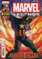 Marvel Legends Magazine Issue NO 18