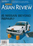 Nikkei Asian Review Magazine Issue 21/10/2019