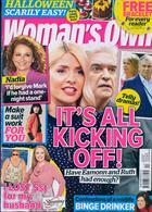 Womans Own Magazine Issue 28/10/2019