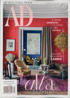 Architectural Digest Spa Magazine Issue NO 149