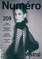 Numero Magazine Issue NO 209