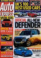 Auto Express Specials Magazine Issue 11/09/2019