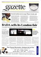 Antique Trades Gazette Magazine Issue 14/09/2019