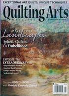 Quilting Arts Magazine Issue OCT-NOV