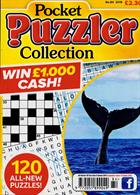 Puzzler Pocket Puzzler Coll Magazine Issue NO 84