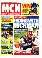 Motorcycle News Magazine Issue 11/09/2019
