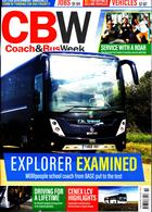 Coach And Bus Week Magazine Issue NO 1410