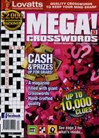 Lovatts Mega Crosswords Magazine Issue NO 63