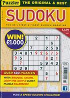 Puzzler Sudoku Magazine Issue NO 194