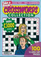 Take A Break Crossword Collection Magazine Issue NO 11