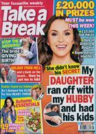 Take A Break Magazine Issue NO 38