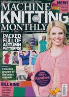Machine Knitting  Magazine Issue OCT 19