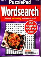 Puzzlelife Ppad Wordsearch Magazine Issue NO 42