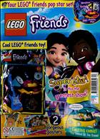 Lego Friends Magazine Issue NO 63