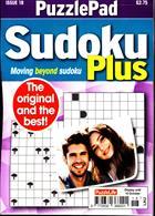 Puzzlelife Ppad Sudoku Plus Magazine Issue NO 18