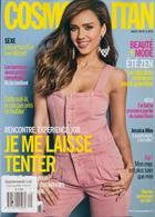 Cosmopolitan French Magazine Issue NO 549