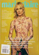 Marie Claire French Magazine Issue NO 805