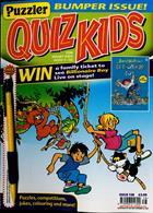 Puzzler Quiz Kids Magazine Issue NO 138