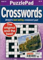 Puzzlelife Ppad Crossword Magazine Issue NO 37