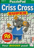 Puzzlelife Criss Cross Super Magazine Issue NO 17