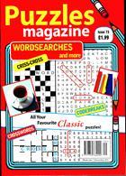 Puzzles Magazines Magazine Issue NO 73