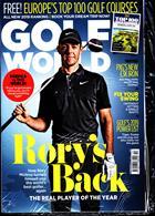 Golf World Magazine Issue OCT 19