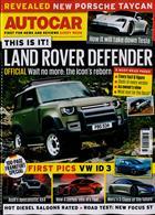Autocar Magazine Issue 11/09/2019