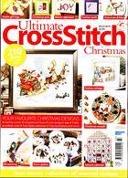Ultimate Cross Stitch Magazine Issue XMAS 19