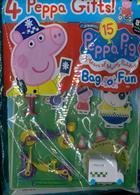 Peppa Pig Bag 0 Fun Magazine Issue NO 119