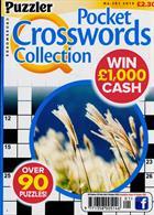 Puzzler Q Pock Crosswords Magazine Issue NO 201