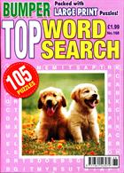 Bumper Top Wordsearch Magazine Issue NO 168