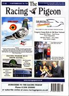 Racing Pigeon Magazine Issue 13/09/2019