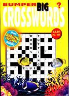 Bumper Big Crossword Magazine Issue NO 123