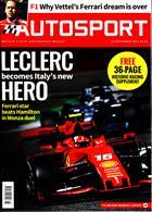 Autosport Magazine Issue 12/09/2019