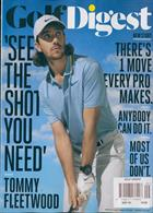 Golf Digest (Usa) Magazine Issue SEP 19