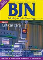 British Journal Of Nursing Magazine Issue VOL28/16