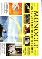 Monocle Summer Weekly Magazine Issue NO 4