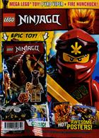 Lego Ninjago Magazine Issue NO 54