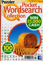 Puzzler Q Pock Wordsearch Magazine Issue NO 201